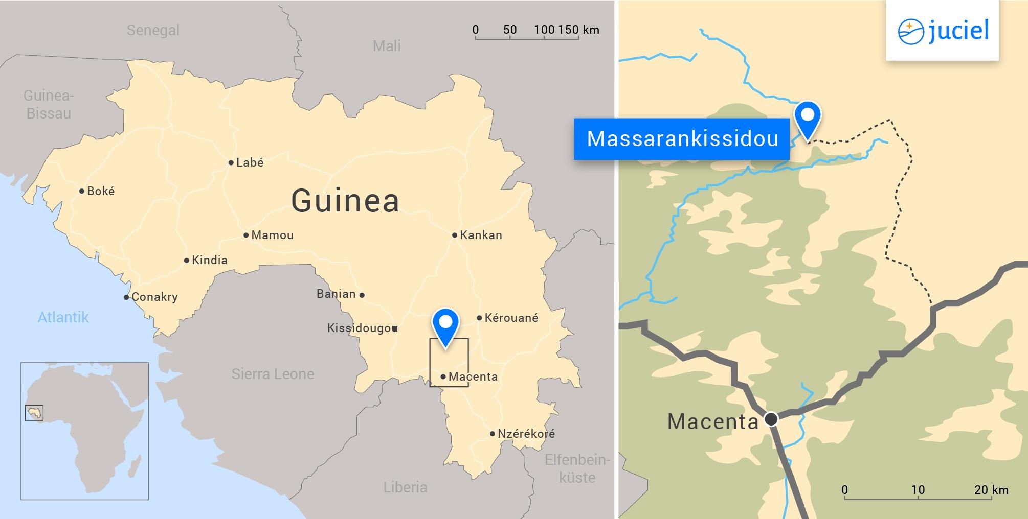 Juciel Guinea