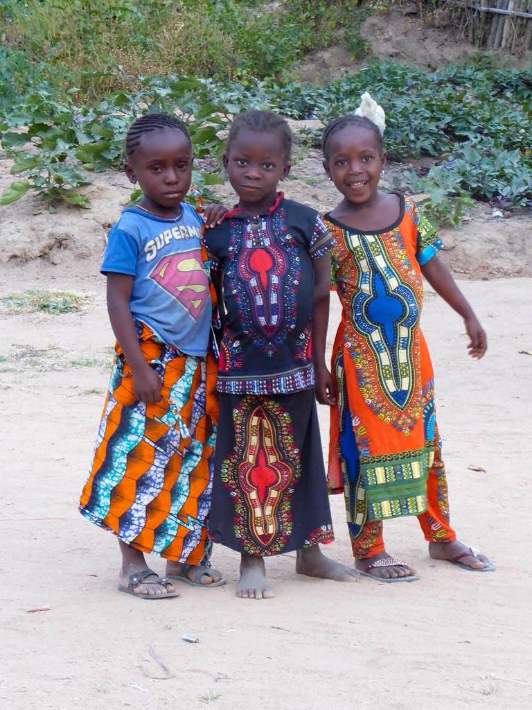 Hilfsprojekt in Afrika: Massarankissidou Galerie 2