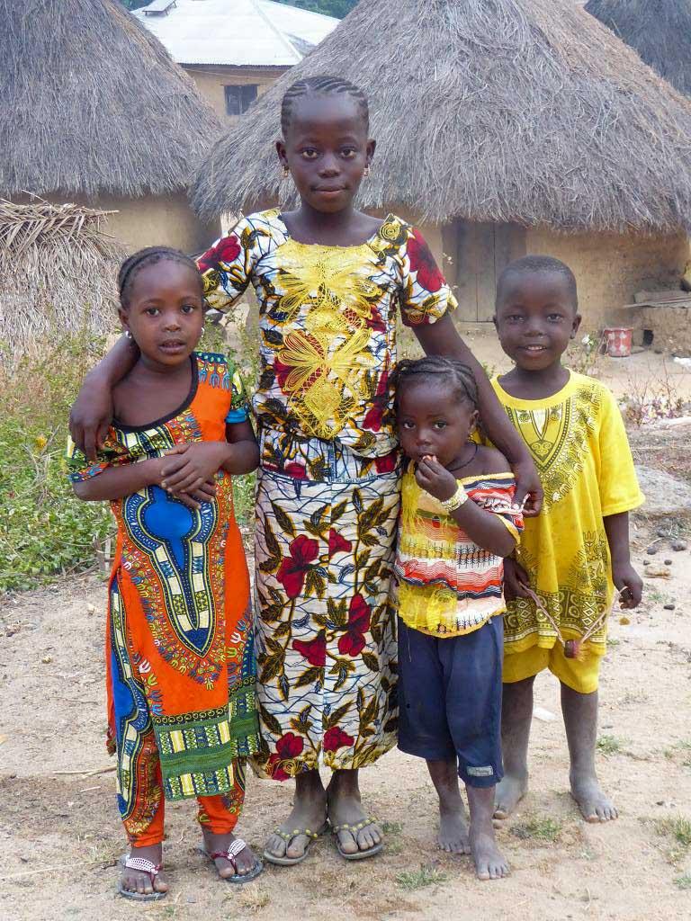 Hilfsprojekt in Afrika: Massarankissidou Galerie 4