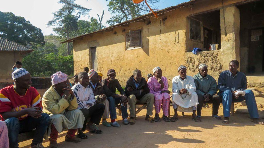 The village council